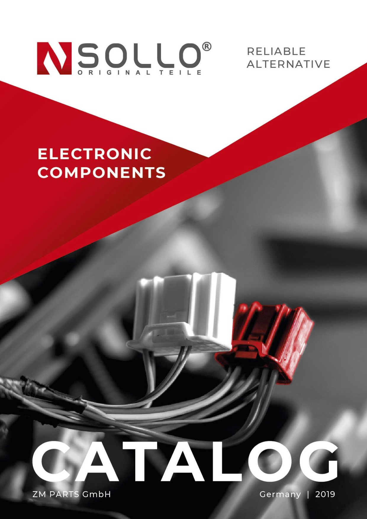 Elektronische Komponenten 2019